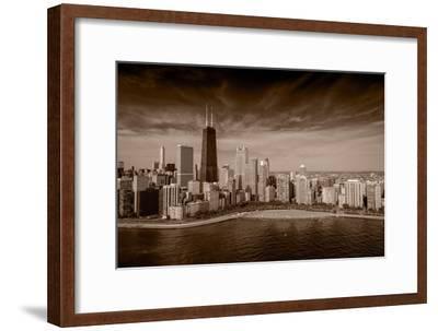 Lakeshore Chicago BW