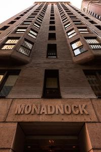 Monadnock Building Chicago by Steve Gadomski