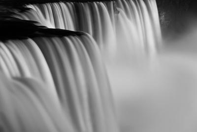 Niagara Falls Illuminations Number 2 BW