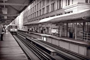 Randolph Street Station Chicago by Steve Gadomski