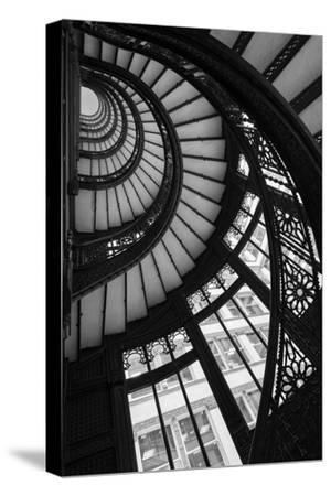 Stairwell The Rookery Chicago IL