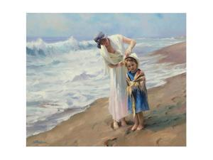 Beach side Diversions by Steve Henderson