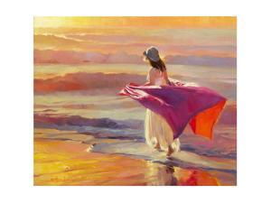 Catching the breeze by Steve Henderson