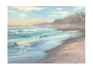 On the Beach by Steve Henderson