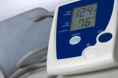 Digital Blood Pressure Monitor by Steve Horrell