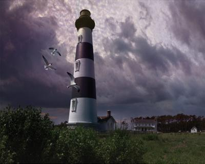 Bodie Island I by Steve Hunziker