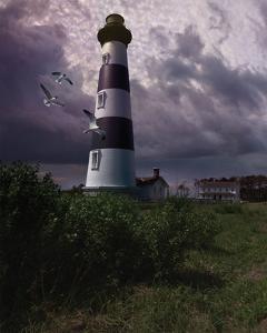 Bodie Island II by Steve Hunziker