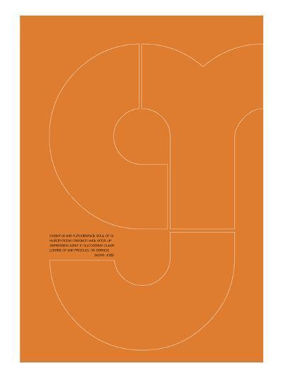 Steve Jobs Poster 1-NaxArt-Art Print