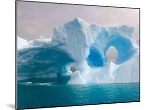 Arched Iceberg, Western Antarctic Peninsula, Antarctica by Steve Kazlowski