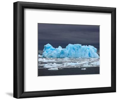 Iceberg, Western Antarctic Peninsula, Antarctica
