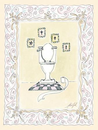 Toilette II by Steve Leal