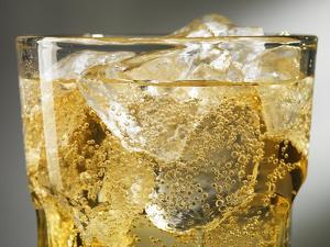 Close-up of Cider on Ice by Steve Lupton