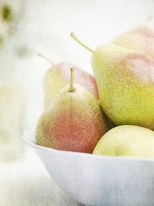 Pears in a Bowl Still Life by Steve Lupton