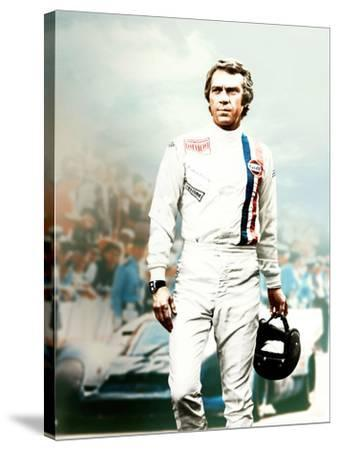 "Steve Mcqueen. ""Le Mans"" [1971], Directed by Lee H. Katzin."