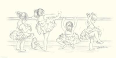 Ballerinas I by Steve O'Connell