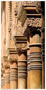 Alhambra Pillars by Steve Pearlman