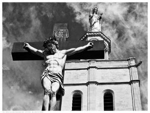 Cathedrale Notre-Dame des Doms d'Avignon, France by Steve Pearlman