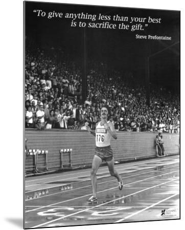 Steve Prefontaine: The Gift
