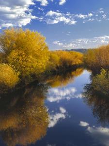 Oregon, Malheur NWR. Donner and Blitzen River Landscape by Steve Terrill
