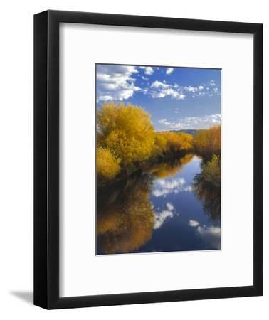Oregon, Malheur NWR. Donner and Blitzen River Landscape
