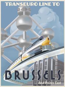 Brussels by Steve Thomas