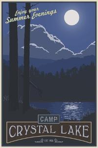 Camp Crystal Lake by Steve Thomas