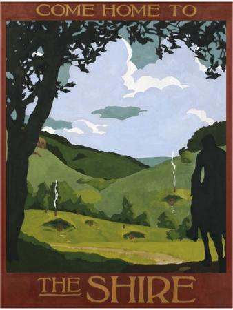 Come Home To The Shire
