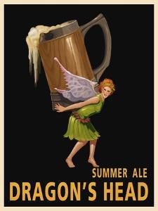 Dragon's Head Ale by Steve Thomas