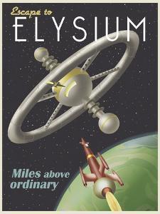 Elysium by Steve Thomas