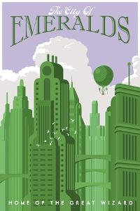 Emerald City Travel by Steve Thomas
