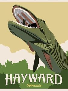 Hayward Muskie by Steve Thomas