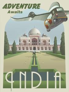 India by Steve Thomas