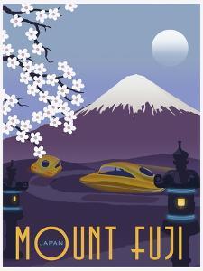 Mt Fuji by Steve Thomas