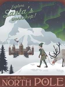 North Pole Christmas by Steve Thomas