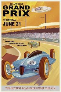 Solarmobile Grand Prix by Steve Thomas