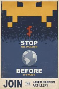 Stop the Invasion by Steve Thomas