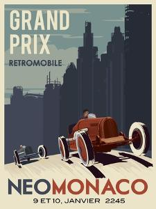 Vintage Car Race by Steve Thomas