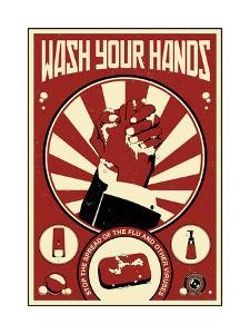 Wash Your Hands by Steve Thomas