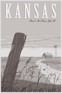 Wizard Oz Kansas Duo by Steve Thomas