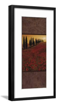 Poppy Field Panel II