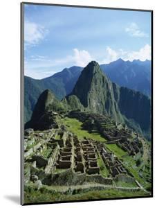 Cuzco, Machu Picchu, Peru by Steve Vidler