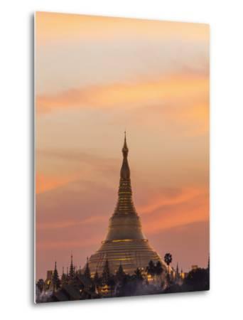 Myanmar (Burma), Yangon, Shwedagon Pagoda