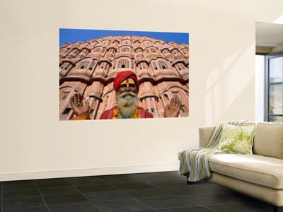 Palace of the Winds, Holyman, Jaipur, Rajasthan, India