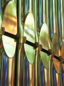 Spain, Barcelona, Sagrada Familia, Organ by Steve Vidler