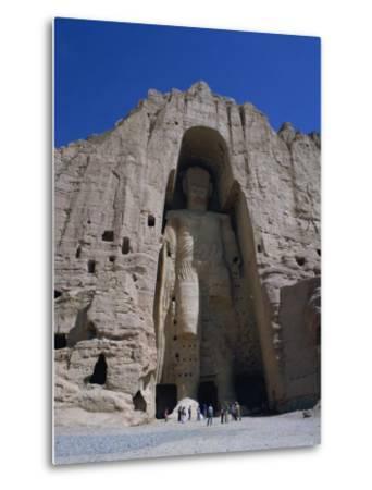 Worlds Largest Standing Buddha, Bamiyan, Afghanistan
