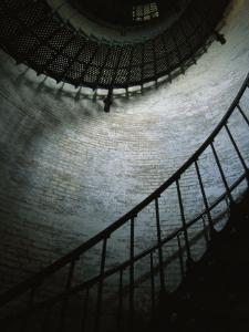 Interior View of the Corolla Lighthouse by Steve Winter