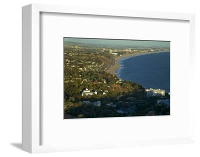 The Coastline of Santa Monica