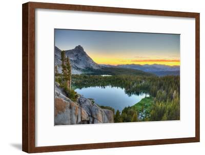 Young Lakes, Yosemite