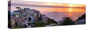 Cinqueterra Sunset by Steven Boone
