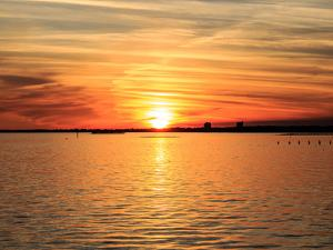Pensacola Florida Sunset by Steven D Sepulveda